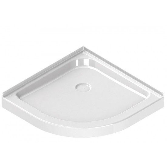 "Maax Neo-round Acrylic 36"" x 36"" x 3"" Shower Base"