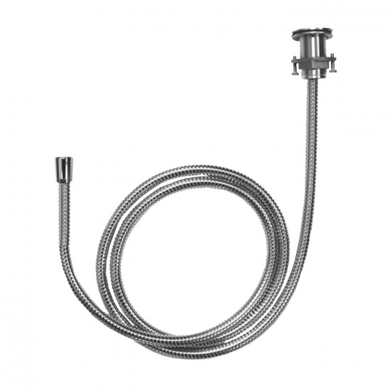Hansgrohe Metal Hose Pull-Out Set for Handshower