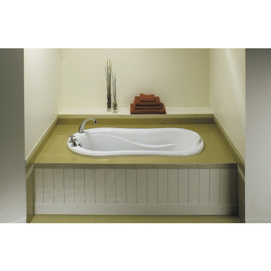 "Maax 60"" x 34"" x 20"" Vichy 6034  Acrylic Soaking Bathtub"