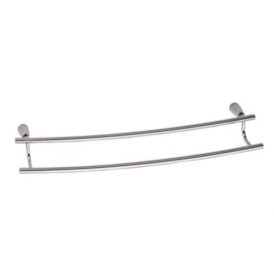 Danze D442611 Sonora 24 Inch Double Towel Bar