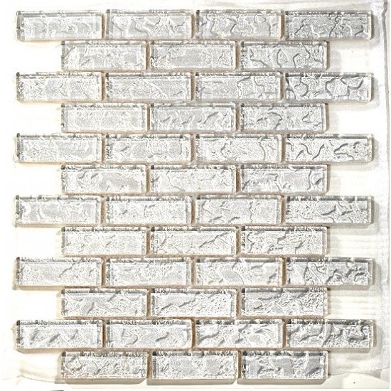 "Temptation srs. TM08 Arctic Ice Mosaic 12"" X 12"" 5 pcs."
