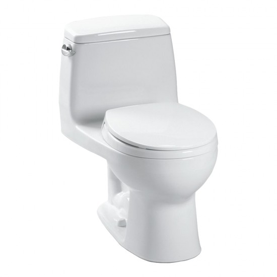 TOTO Ultimate® One-Piece Toilet, 1.6 GPF, Round Bowl