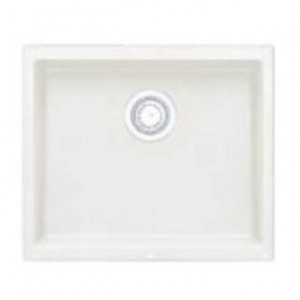 Blanco 513426 Precis Large Single Bowl Sink in White