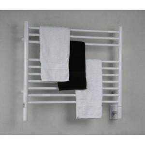 "Amba KS Jeeves 29-1/2"" x 27"" K Straight Towel Warmer"