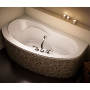 "Neptune Milos 66""x36"" Soaking Tub"