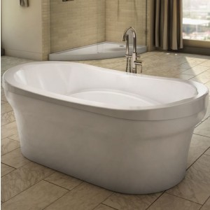 "Neptune Revelation 36""x66"" Freestanding Mass-Air Tub"