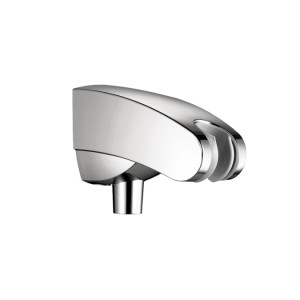 Hansgrohe Porter E Handshower Holder with Outlet