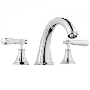 Grohe 25074-18087 Kensington Roman Tub Filler with Lever Handles