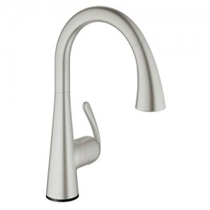 Grohe 30205 LadyLux3 Cafe Touch Single-Handle Kitchen Faucet