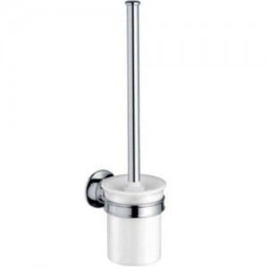 Hansgrohe 42035 Axor Montreux Toilet Brush with Holder Wall Mount
