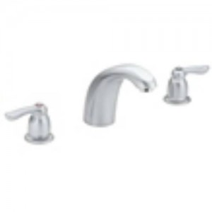 Moen T994 Chateau Two Handle RomanTub Faucet