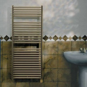 "Myson ERR-2 Angara 23-5/8""W Contemporary Towel Warmer"