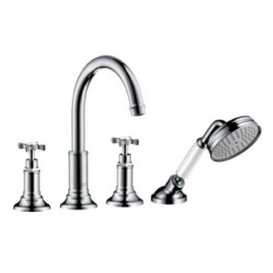 Hansgrohe 16544 Axor Montreux Trim 4 - Hole Tub Filler