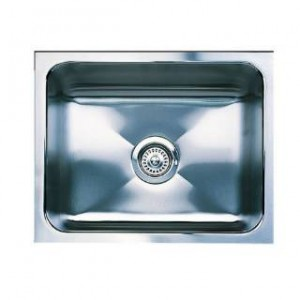 Blanco 440290 BlancoMagnum Single Bowl Undermount Kitchen Sink