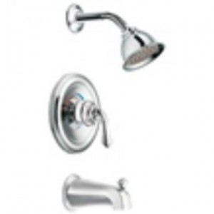 Moen T2529 Monticello Chrome Standard Tub and Shower
