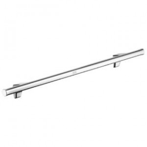 "Hansgrohe 42660000 Axor Bouroullec 24"" Towel Bar in Chrome"