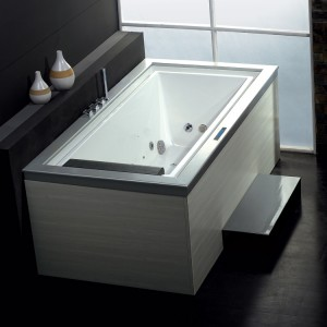 Ariel Platinum AM146JDTSZ Whirlpool Bathtub