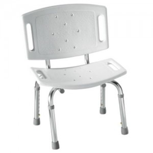 Moen DN7030 Home Care Adjustable Tub and Shower Chair in Glacier