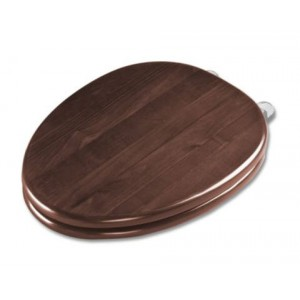 Toto SS303 Maple SoftClose Round Closed-Front Toilet Seat and Lid