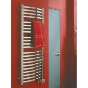 "Myson ECM-4 Ferlo 47-1/4""H Contemporary Towel Warmer"