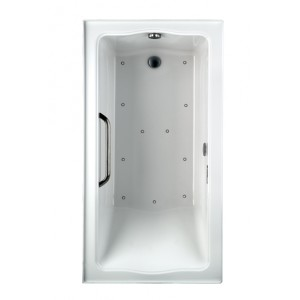 Toto Clayton® Tile-in Air Bath Left Keypad / Right Blower (ABA782L)