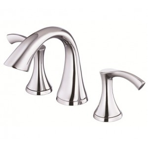 Danze D304022 Antioch Two Handle Mini Widespread Lavatory Faucet