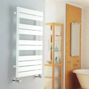 "Myson EINTH-2WH Interlude 35-5/8""H Contemporary Electric Towel Warmer"