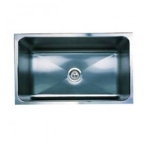 Blanco 440298 BlancoMagnum Large Single Bowl Undermount Kitchen Sink