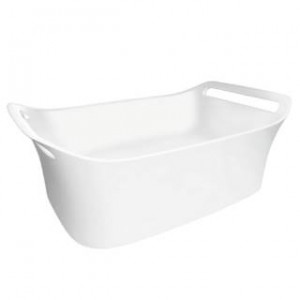 Hansgrohe 11300000 Axor Urquiola Large Vessel Sink in White