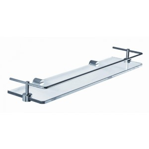 ART OF BATH BATHROOM GLASS SHELF L049B