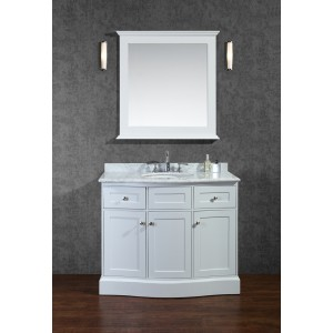 "Ariel by Seacliff Montauk 42"" Single-Sink Bathroom Vanity Set"