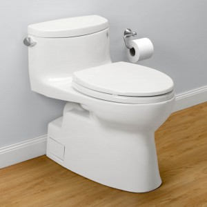 TOTO Carolina® II One-Piece Toilet, 1.28 GPF, Elongated Bowl