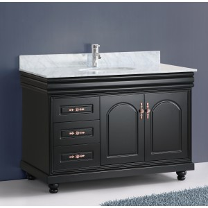 "48"" Bosconi A-5091A Classic Single Vanity"