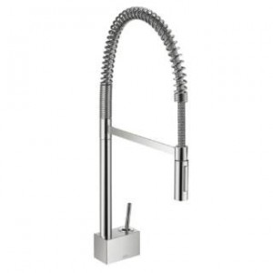 Hansgrohe 10820001 Axor Starck Semi Professional Kitchen Faucet